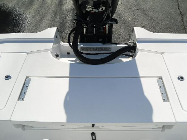 2021 Sportsman Boats boat for sale, model of the boat is Tournament 234 SBX Boat & Image # 34 of 38
