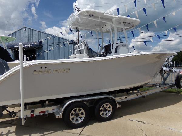 2020 Sea Pro 259 DLX CC thumbnail