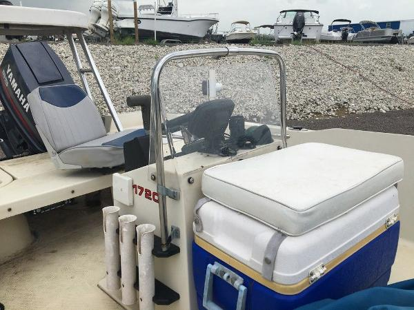 1996 Key West boat for sale, model of the boat is 1720 & Image # 8 of 8