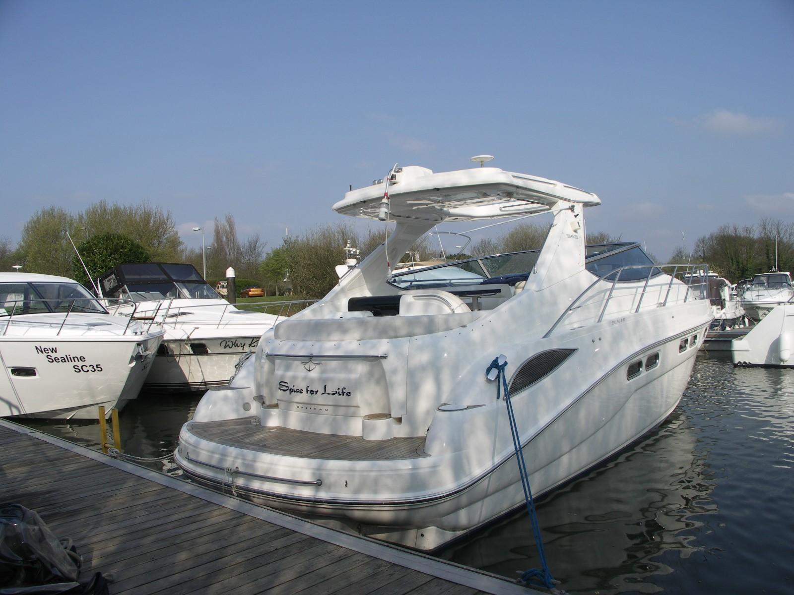 Sealine S43