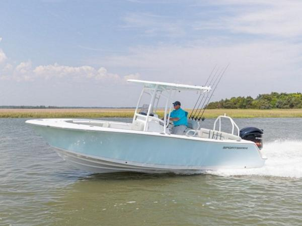 2021 SPORTSMAN BOATS HERITAGE 231 CC for sale