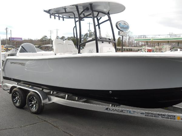 2021 Sportsman Boats boat for sale, model of the boat is Heritage 231 CC & Image # 13 of 44