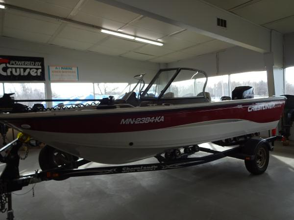 2005 Crestliner 1850 Sportfish
