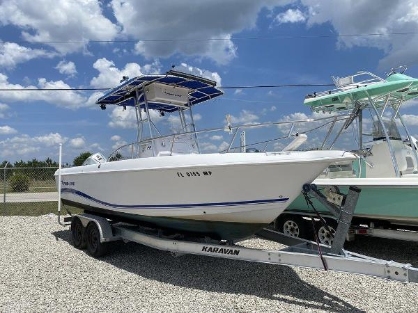 2004 Pro-Line boat for sale, model of the boat is 22 Sport & Image # 1 of 14
