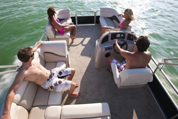 2014 Sweetwater boat for sale, model of the boat is 2086 & Image # 4 of 9