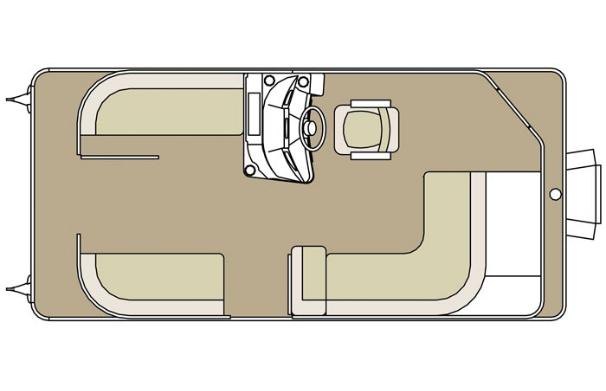 2014 Sweetwater boat for sale, model of the boat is 2086 & Image # 5 of 9