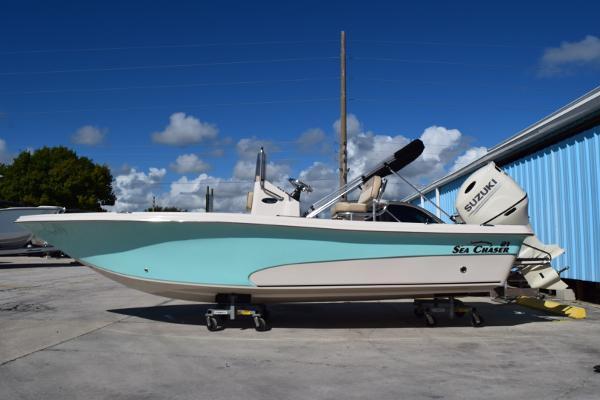 2021 SEA CHASER sea skiff