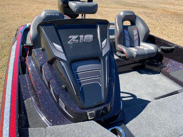 2021 Nitro boat for sale, model of the boat is Z18 Pro & Image # 22 of 24