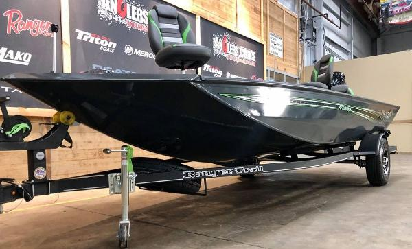 2021 Ranger Boats boat for sale, model of the boat is RT188P & Image # 3 of 17
