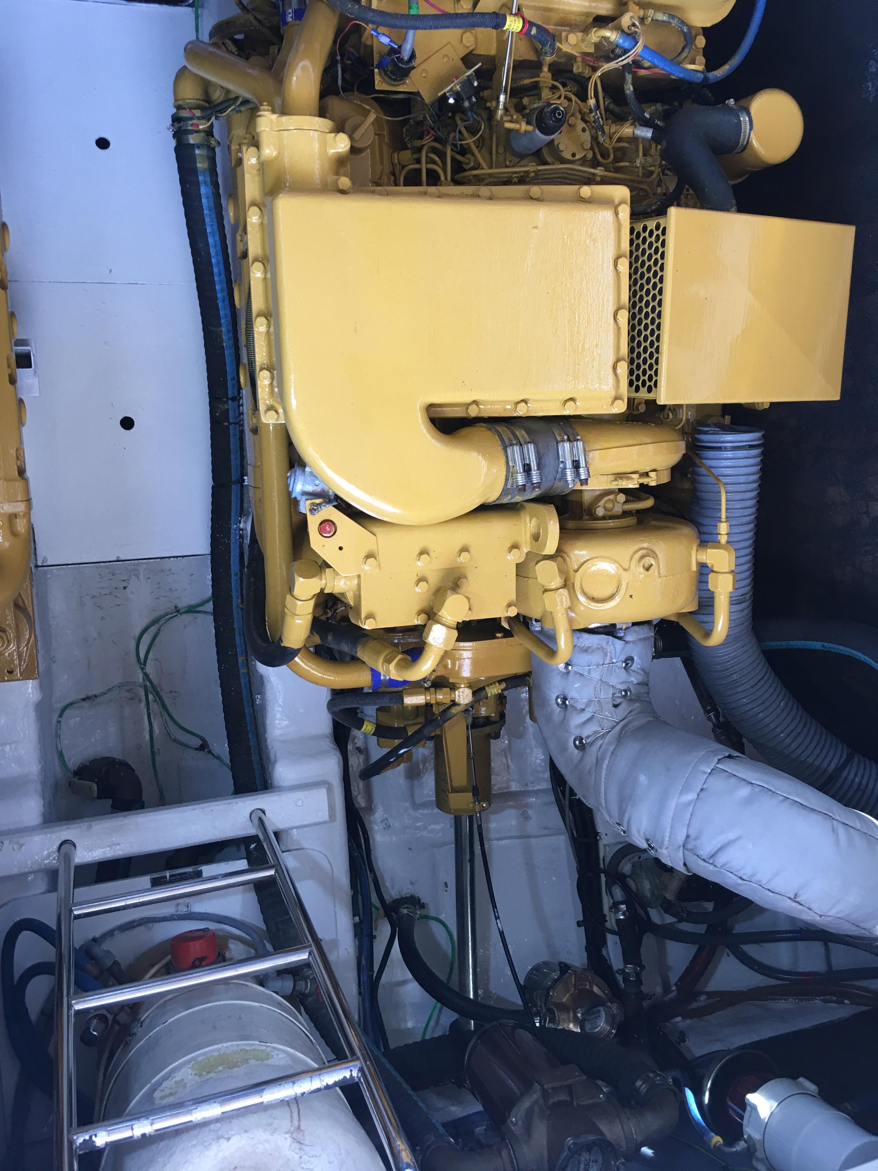 Viking Princess V50 - Engine Room 2