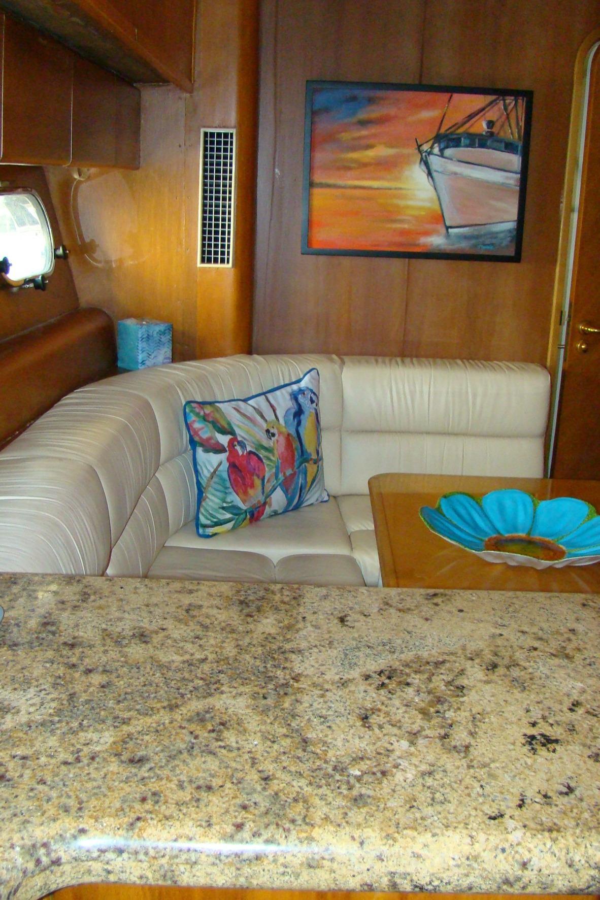 Viking Princess V50 - Dinette Seating 2