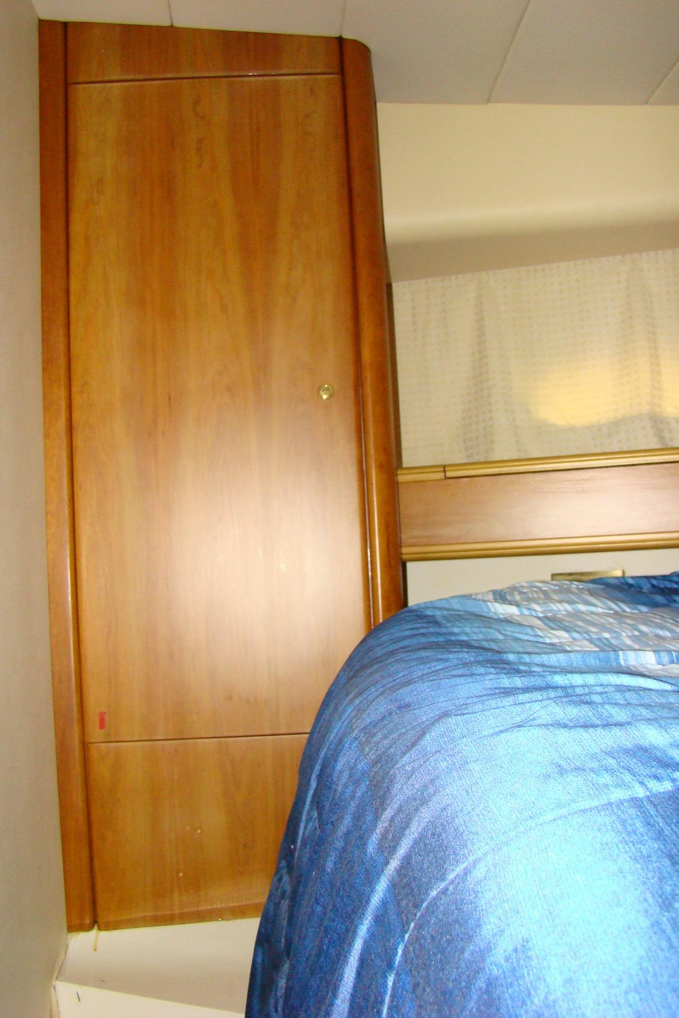 Viking Princess V50 - Master Stateroom Closet 2
