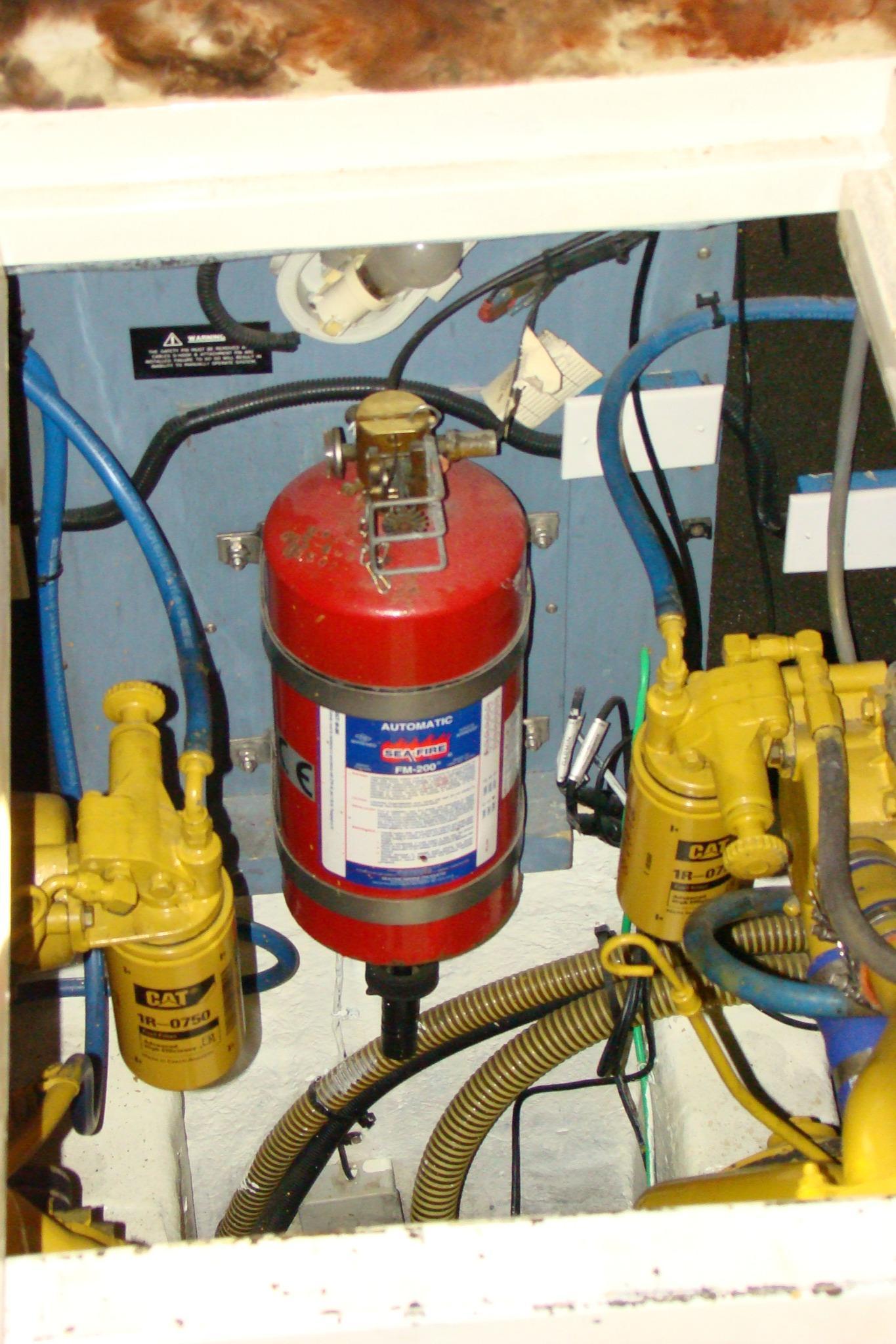 Viking Princess V50 - Automatic Fire Extinguisher