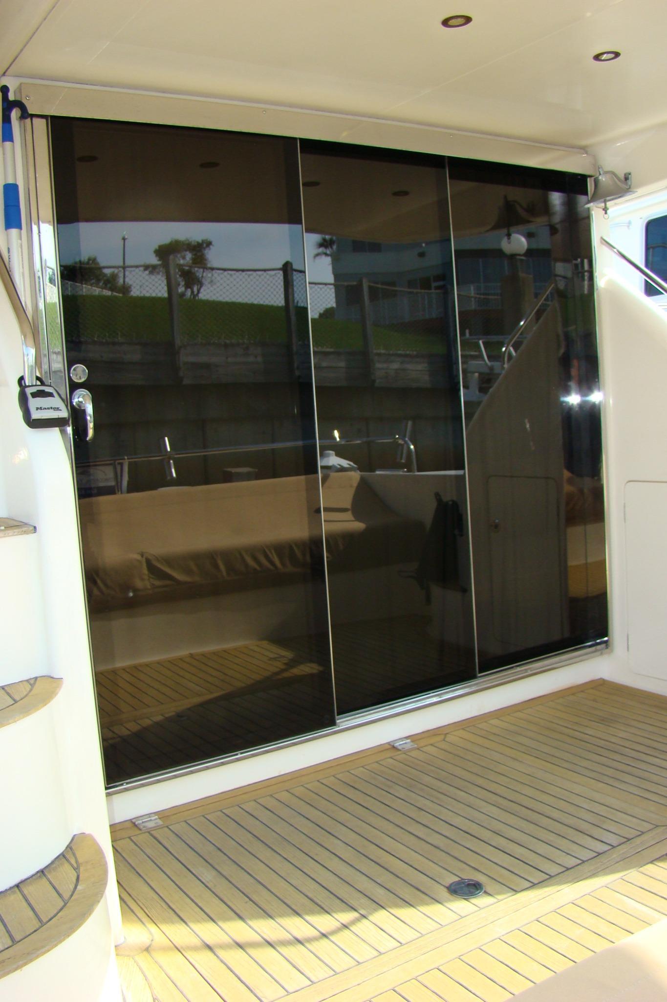 Viking Princess V50 - Sliding Door to Salon