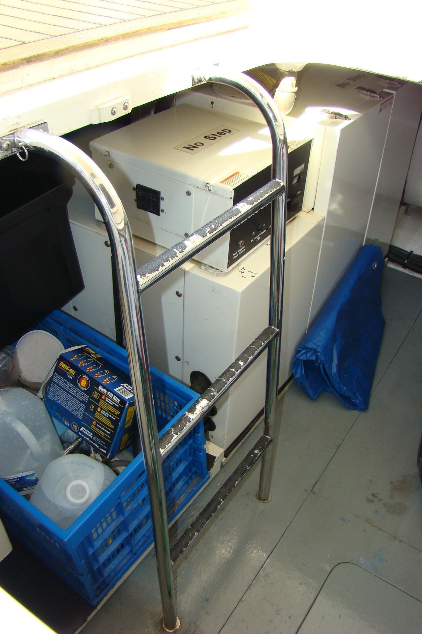 Viking Princess V50 - Generator Room 2
