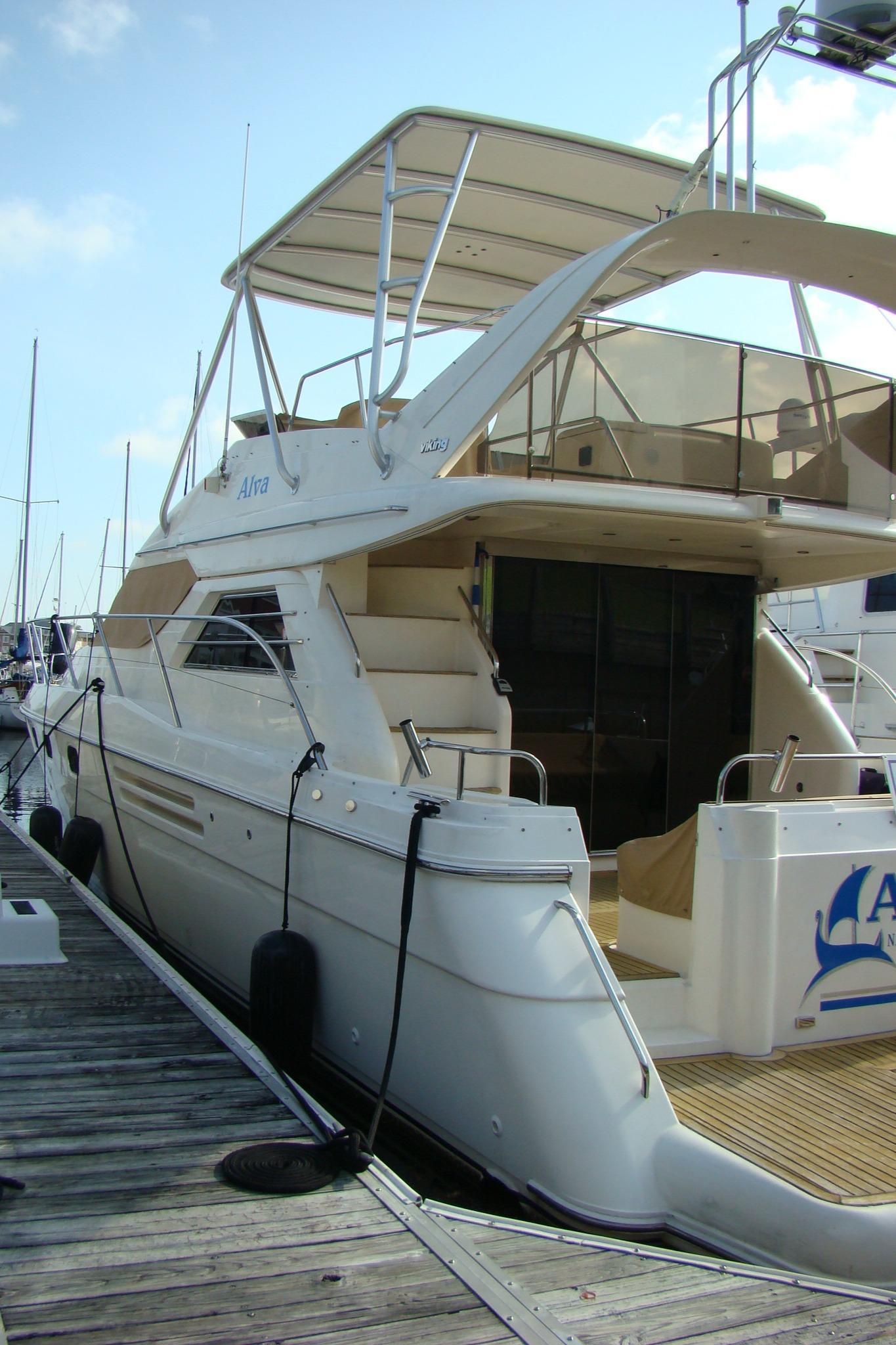 Viking Princess V50 - Port Aft