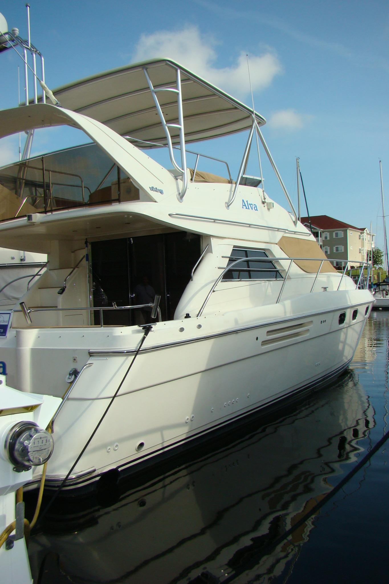 Viking Princess V50 - Starboard Aft