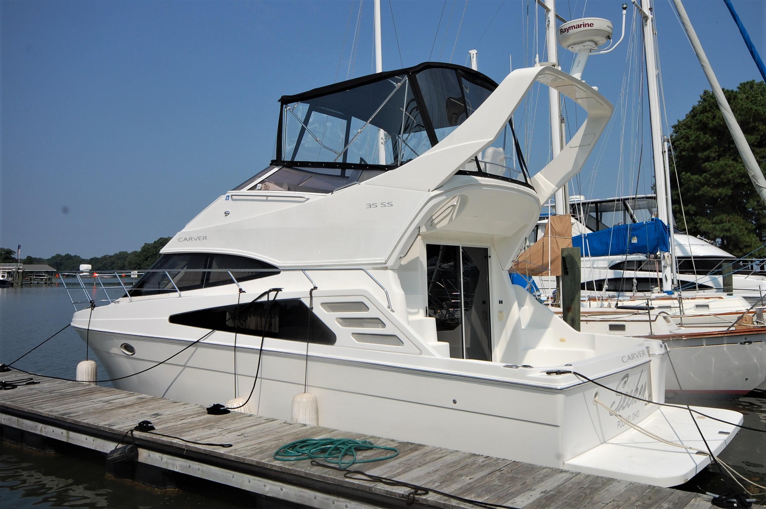 V 6356 SS Knot 10 Yacht Sales