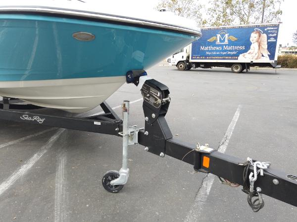 2021 Sea Ray boat for sale, model of the boat is SPX 190 OB & Image # 9 of 9
