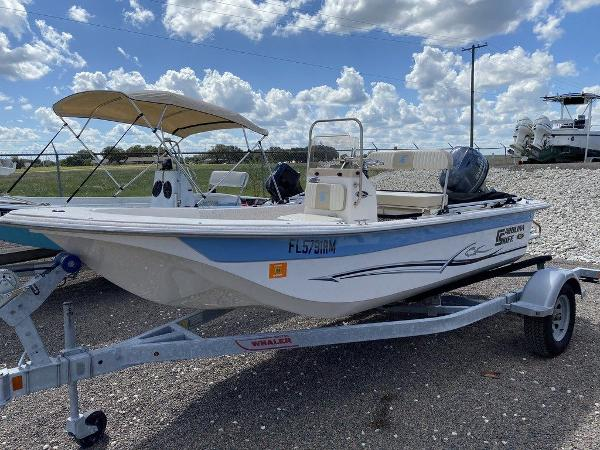 2018 CAROLINA SKIFF 16JVX for sale