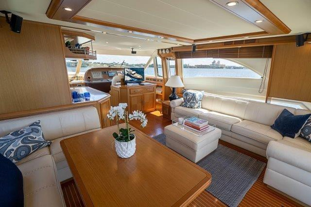Picture Of:  74' Mochi Craft Dolphin 2008Yacht For Sale | 3 of 99