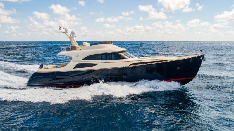 Picture Of:  74' Mochi Craft Dolphin 2008Yacht For Sale | 99