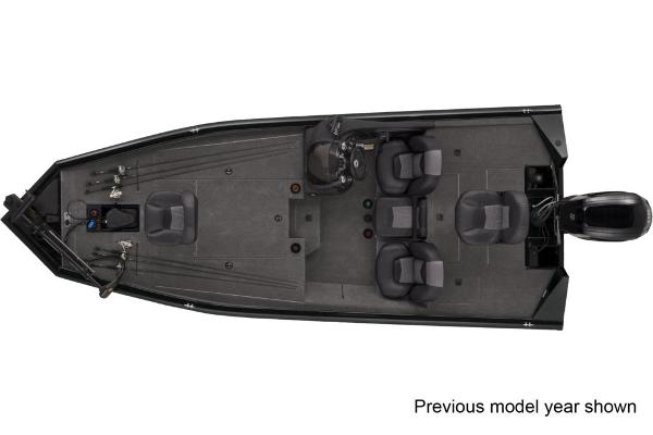 2022 Tracker Boats boat for sale, model of the boat is Pro Team 190 TX & Image # 3 of 3