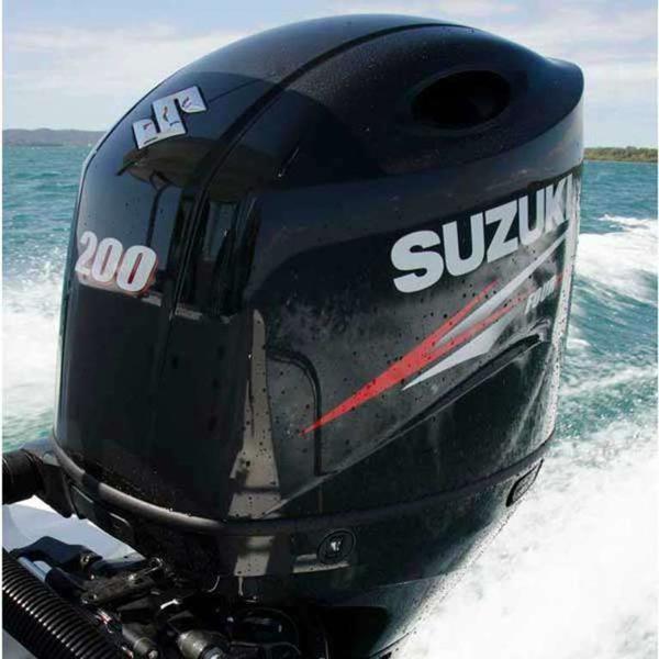 2021 SUZUKI DF200ATX image