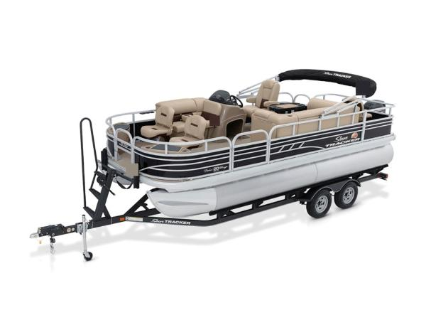 2022 Sun Tracker boat for sale, model of the boat is FISHIN' BARGE® 22 DLX & Image # 1 of 2