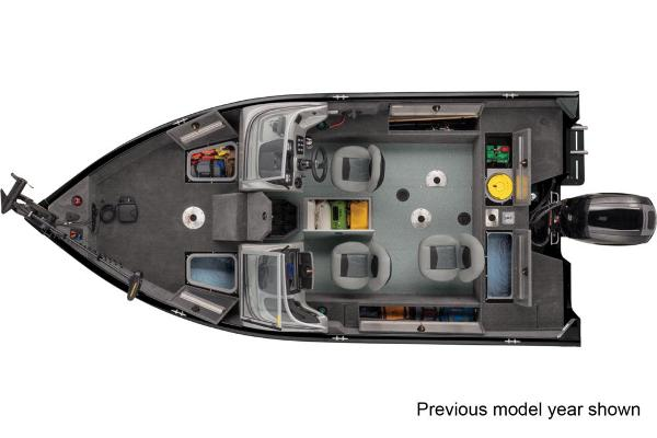 2022 Tracker Boats boat for sale, model of the boat is Pro Guide V-175 WT & Image # 2 of 3