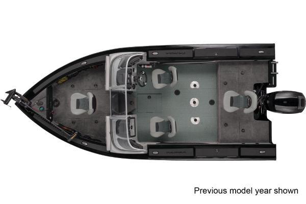 2022 Tracker Boats boat for sale, model of the boat is Targa V-19 WT & Image # 2 of 3