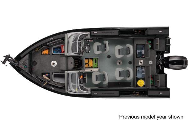 2022 Tracker Boats boat for sale, model of the boat is Targa V-19 WT & Image # 3 of 3