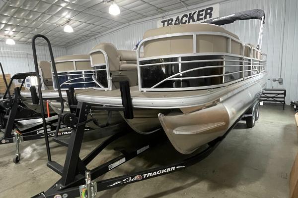 2021 Sun Tracker Sport Fish 22DLX