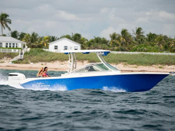 2021 Sea Chaser boat for sale, model of the boat is 27 HFC DC & Image # 1 of 3