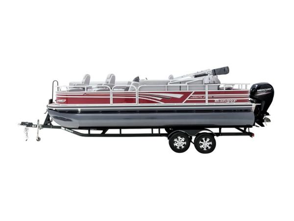 2021 Ranger Boats boat for sale, model of the boat is 220FC & Image # 1 of 24