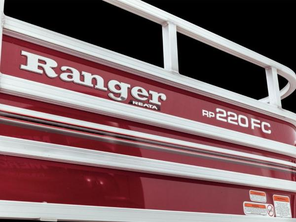 2021 Ranger Boats boat for sale, model of the boat is 220FC & Image # 14 of 24