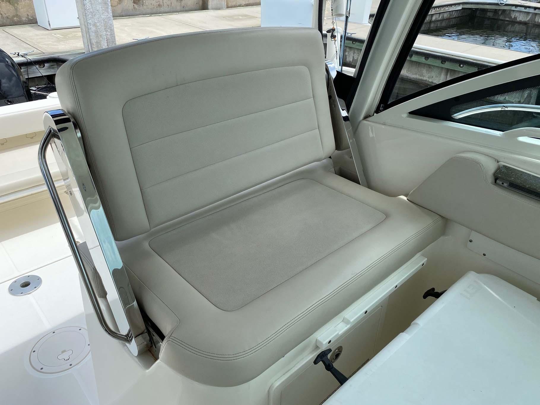 Reversible Seat