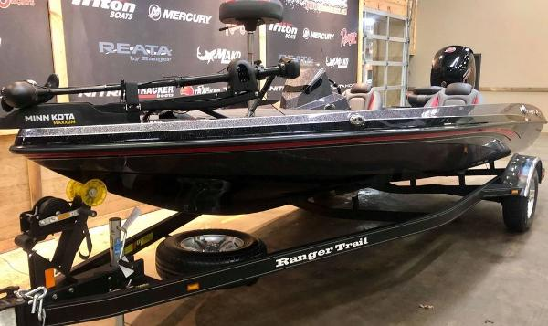 2021 Ranger Boats boat for sale, model of the boat is Z185 & Image # 6 of 9