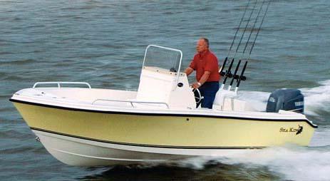 2010 SEA KING 190CC thumbnail