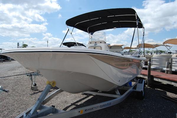 2021 Carolina Skiff boat for sale, model of the boat is 19 LS & Image # 2 of 6