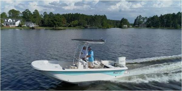2021 Carolina Skiff boat for sale, model of the boat is 19 LS & Image # 3 of 6