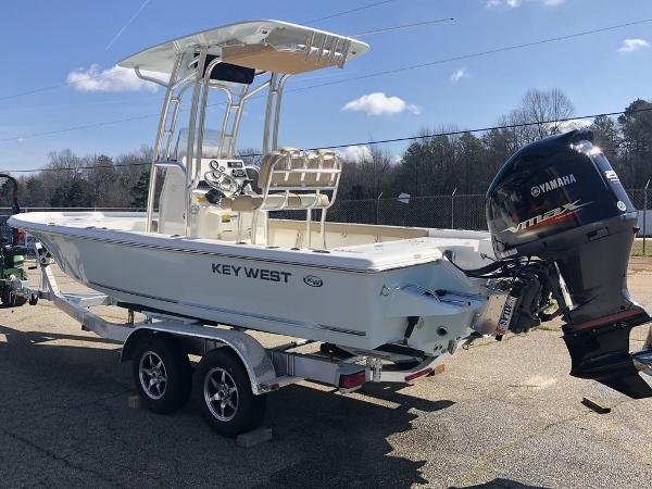 2020 Key West boat for sale, model of the boat is 230 BR & Image # 7 of 16