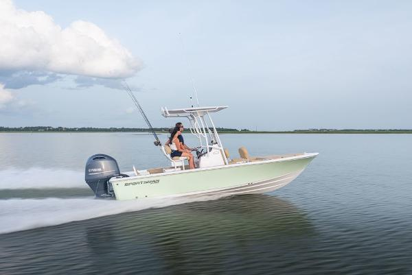 2021 SPORTSMAN BOATS MASTERS 207 BAY BOAT for sale