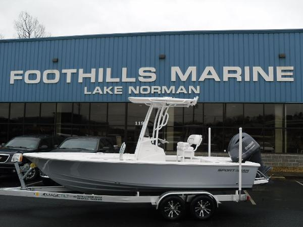2021 Sportsman Boats boat for sale, model of the boat is Masters 207 Bay Boat & Image # 1 of 31