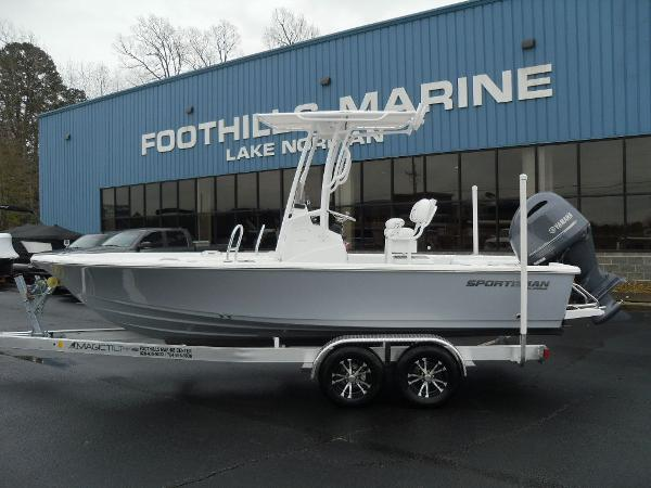 2021 Sportsman Boats boat for sale, model of the boat is Masters 207 Bay Boat & Image # 3 of 31