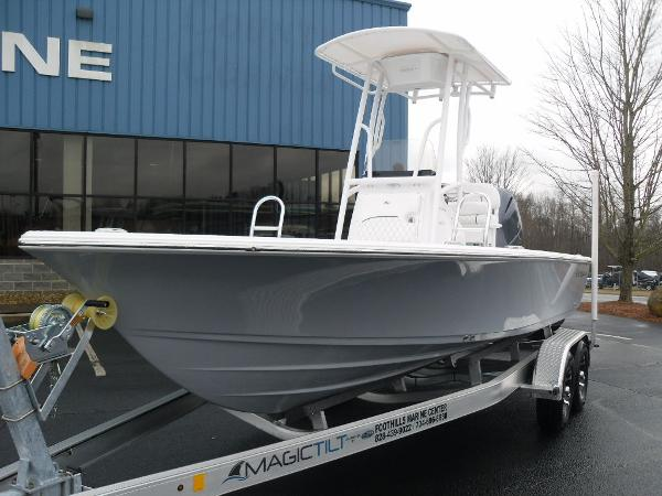 2021 Sportsman Boats boat for sale, model of the boat is Masters 207 Bay Boat & Image # 6 of 31