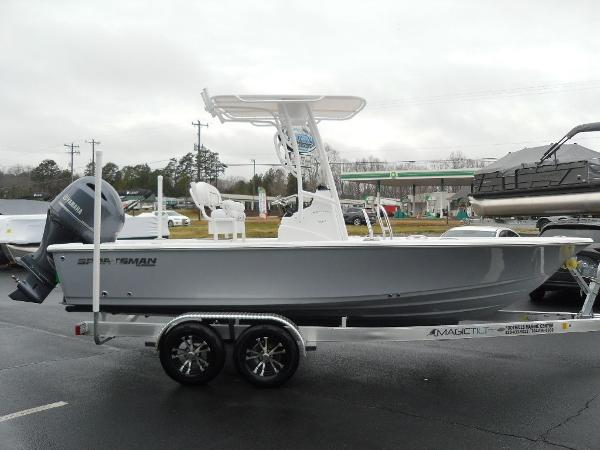 2021 Sportsman Boats boat for sale, model of the boat is Masters 207 Bay Boat & Image # 8 of 31