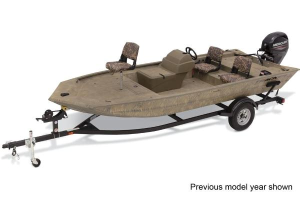 2022 Tracker Boats boat for sale, model of the boat is Grizzly 1754 SC & Image # 1 of 3