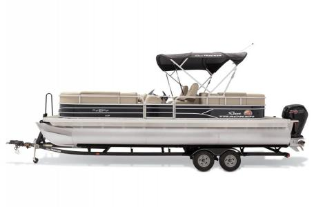 2019 Sun Tracker boat for sale, model of the boat is PARTY BARGE 24 XP3 w/ Mercury 150Hp 4S & Image # 13 of 24