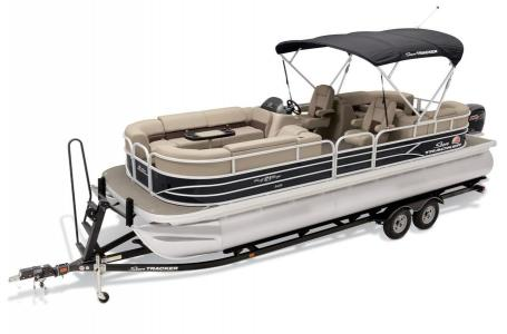 2019 Sun Tracker boat for sale, model of the boat is PARTY BARGE 24 XP3 w/ Mercury 150Hp 4S & Image # 22 of 24